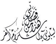Al Naml 2740 Diwani 2