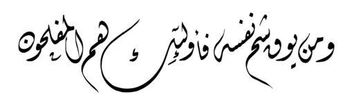 Al Taghibun 64 16 Diwani
