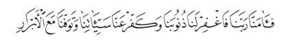 Al-'Imran 3, 193