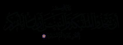 Al-'Imran 3, 80
