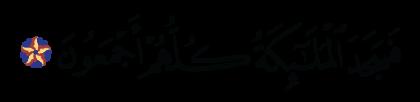 Al-Hijr 15, 30