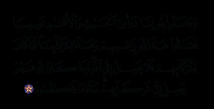 Al-An'am 6, 136