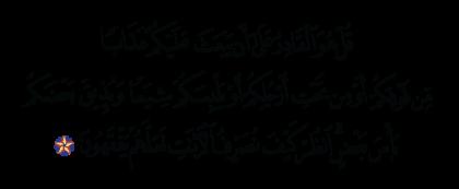 Al-An'am 6, 65