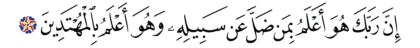 Al-Qalam 68, 7