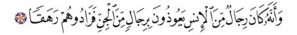 Al-Jinn 72, 6