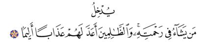 Al-Insan 76, 31
