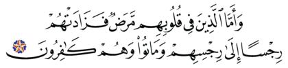 Al-Tawbah 9, 125