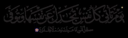 Al-Nahl 16, 111