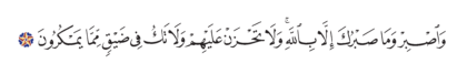 Al-Nahl 16, 127
