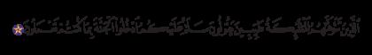 Al-Nahl 16, 32