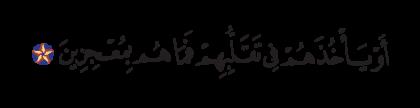 Al-Nahl 16, 46
