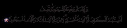 Al-Nahl 16, 62