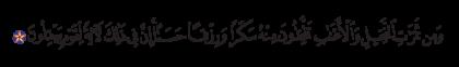 Al-Nahl 16, 67