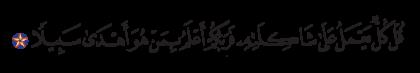 Al-Isra' 17, 84