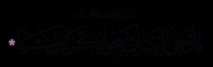 Maryam 19, 11