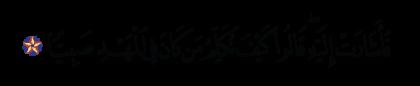 Maryam 19, 29
