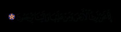 Maryam 19, 40
