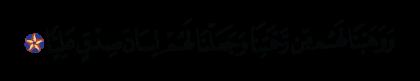 Maryam 19, 50