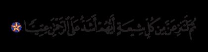 Maryam 19, 69
