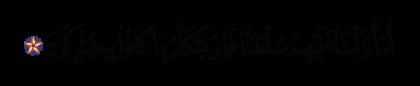 Al-Rum 30, 35