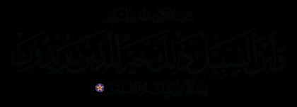Al-Rum 30, 38