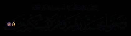 Al-Sajdah 32, 15