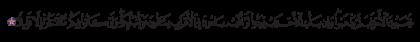 Al-Ahzab 33, 20