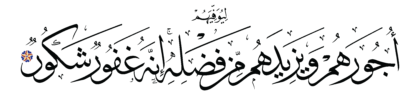 Al-Fatir 35, 30