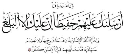 Al-Shura 42, 48