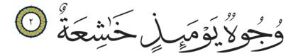 Al-Ghashiyah 88, 2