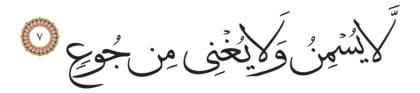 Al-Ghashiyah 88, 7