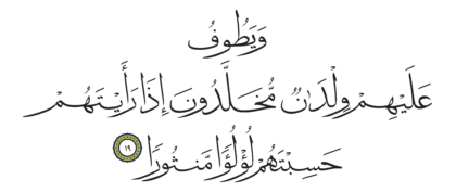 Al-Insan 76, 19