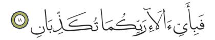 18 ،55 الرحمن
