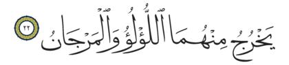 22 ،55 الرحمن