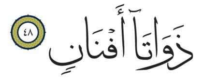 48 ،55 الرحمن