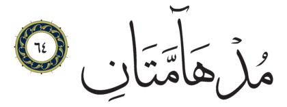 64 ،55 الرحمن